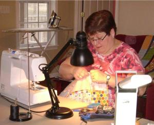 Lucinda Sewing (Large)