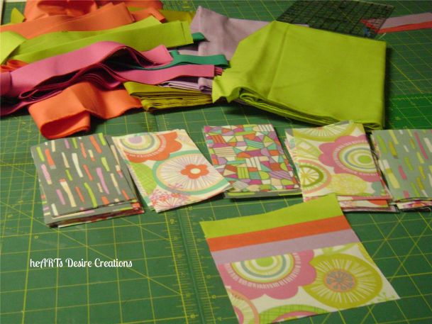 stick pinwheel block and fabric (Large)