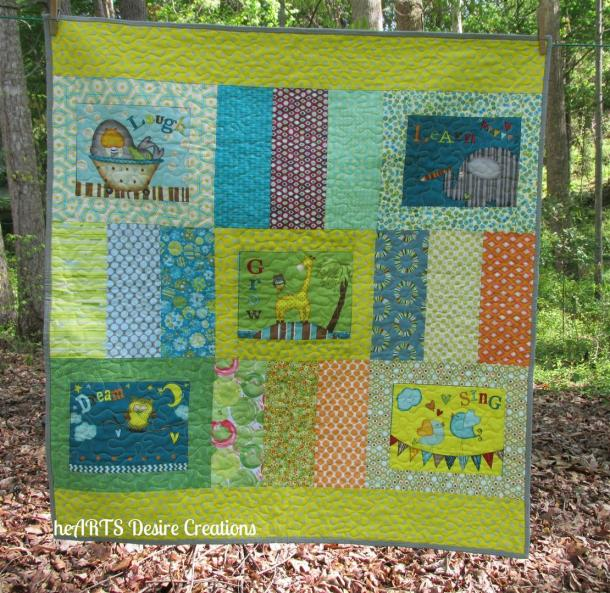 Charity quilt (Large)