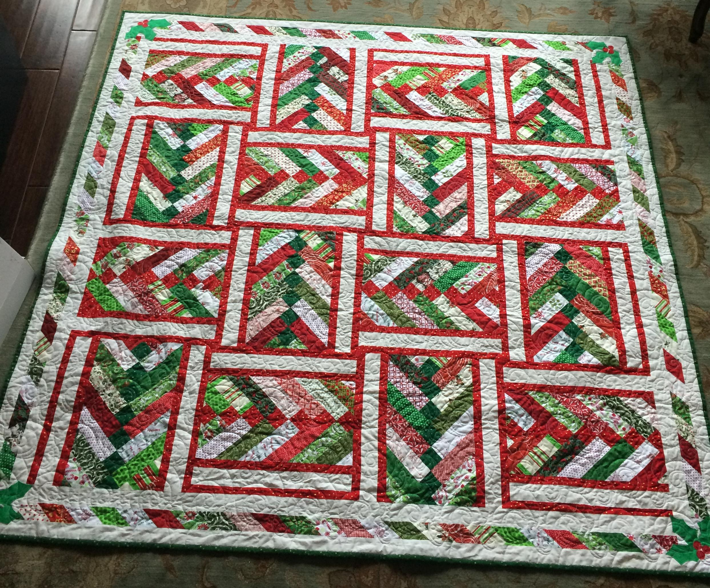 christmas called made tree the judy more country niemeyer pi look this amazing paper by piecing ackerman quilts sampler designed quilt celebration and includes skirt at sandy