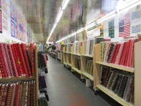 Warehouse FULL of fabric!