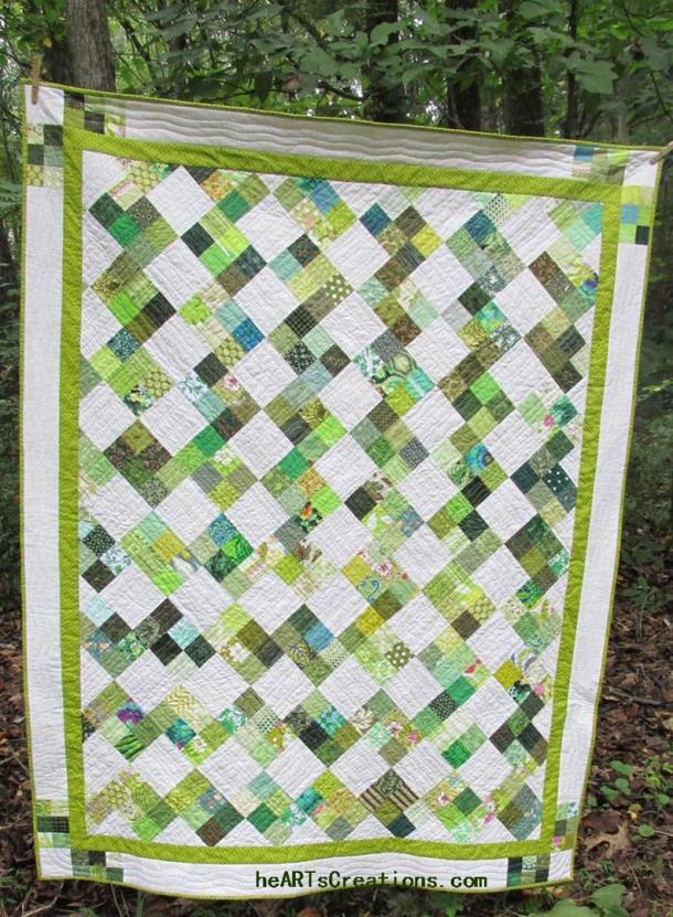 Meadow Quilt (Large)