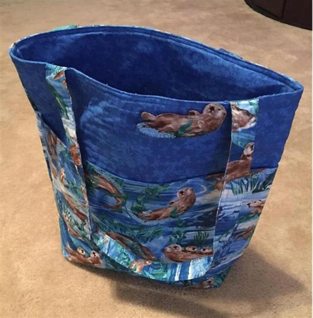 Bag Otter (Large)