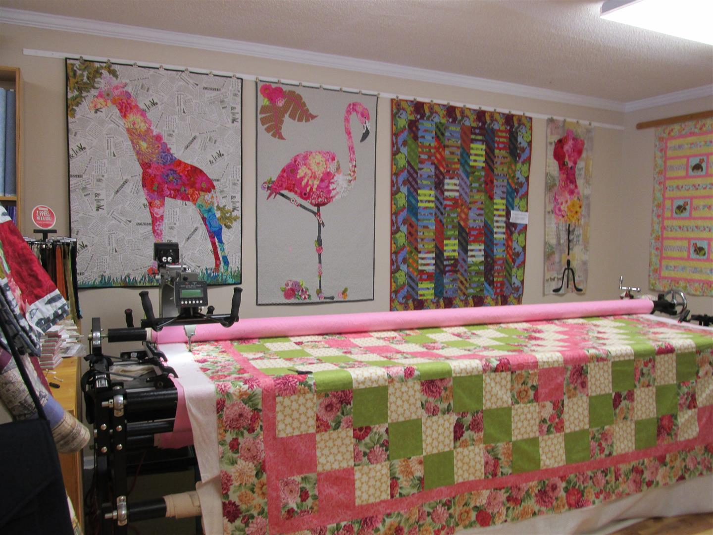 quilts and long arm (Large)