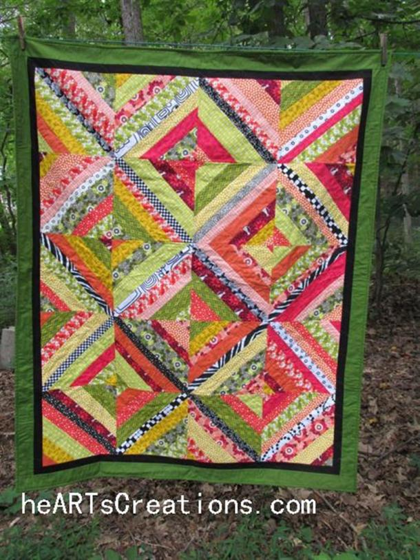 String Quilt 2016-2 (Large)