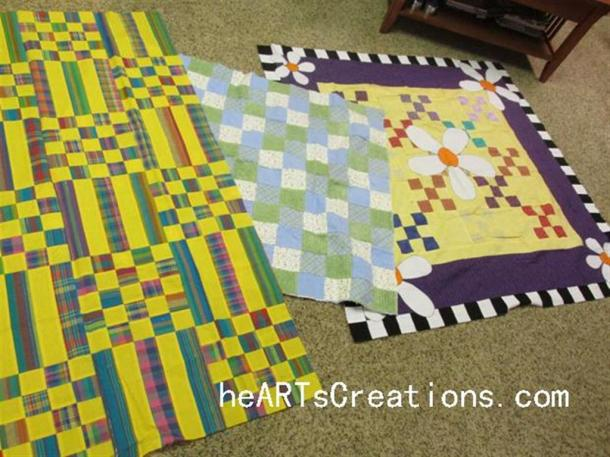 Charity Quilt Tops (Medium)