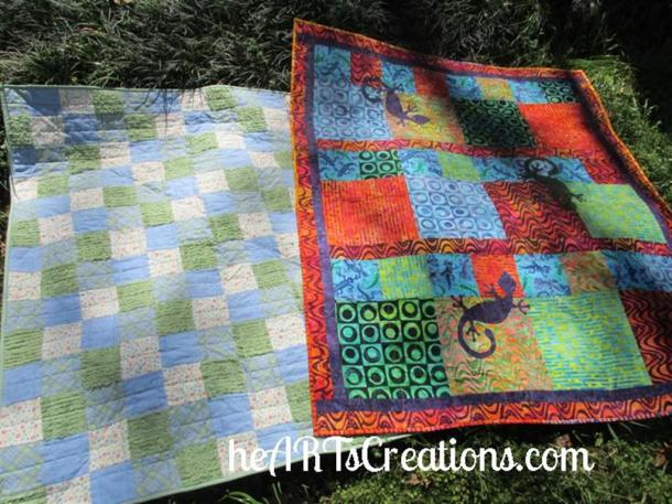 March charity quilts (Medium)