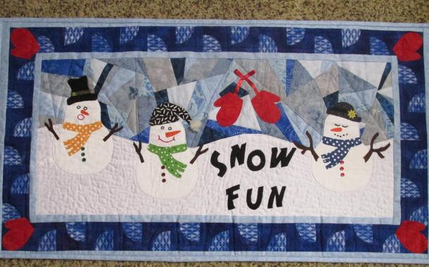 Snow Fun (Medium)