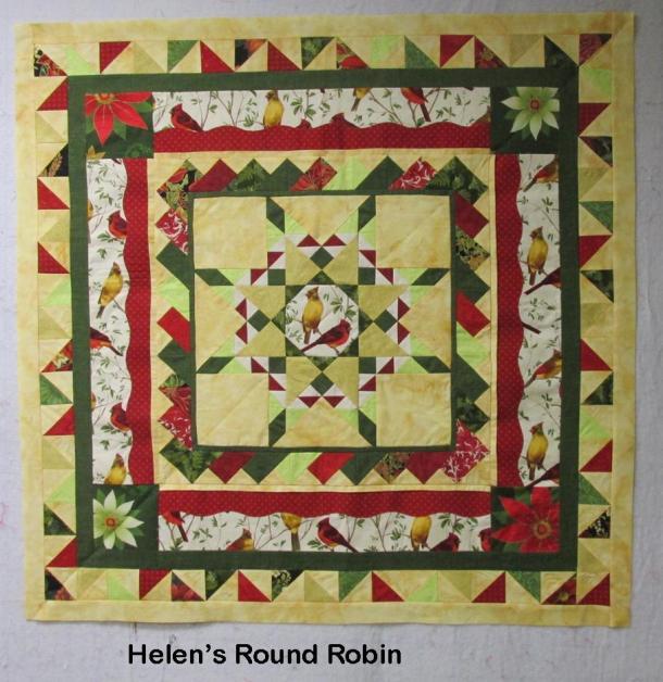 Helen's Round Robin