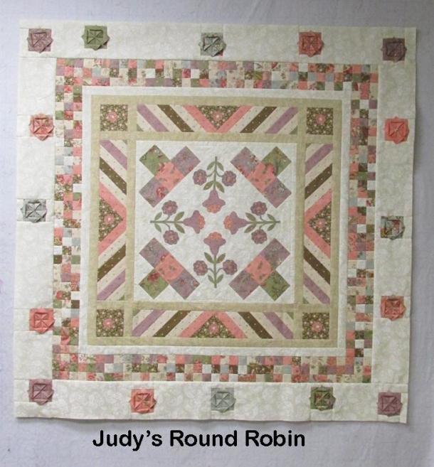 Judy's Round Robin