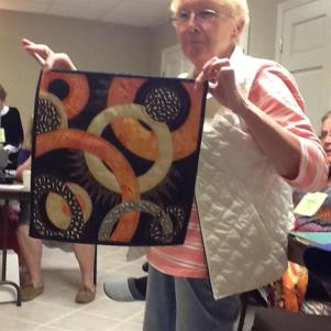 Art Quilt I