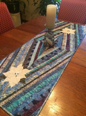 Table Scraps Table Topper