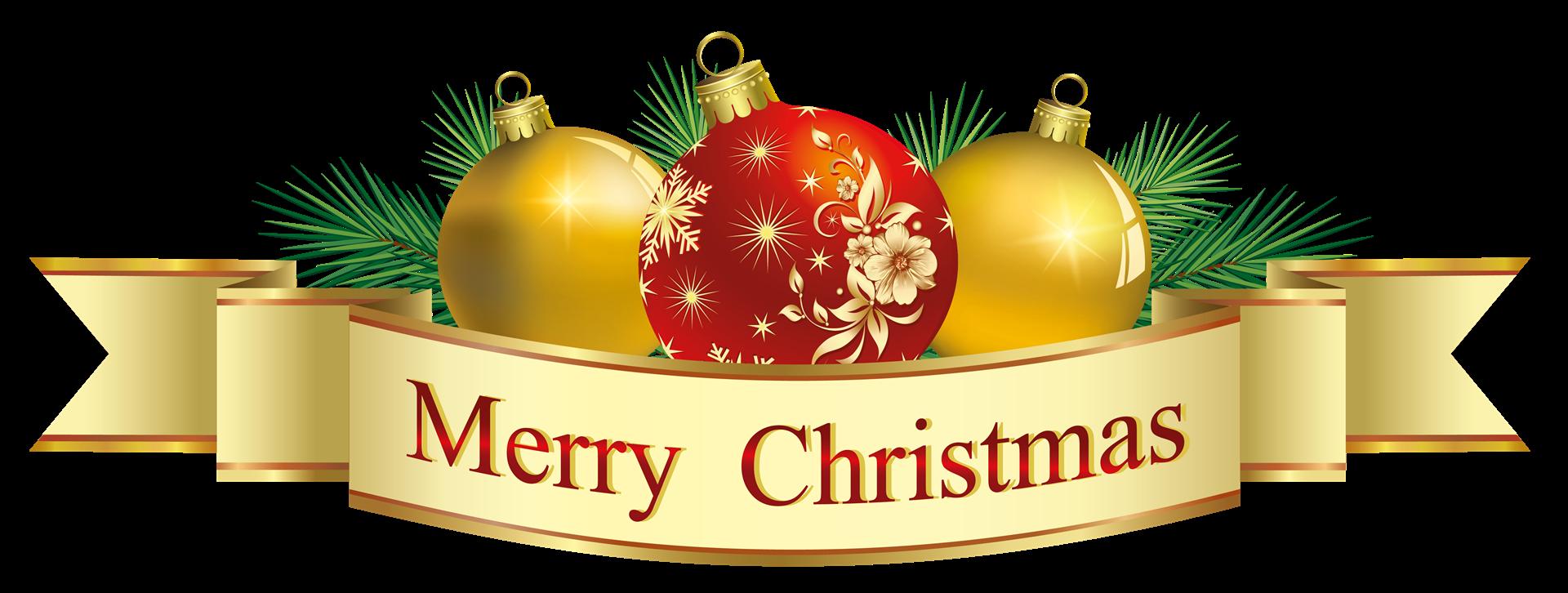 Transparent_Merry_Christmas_Deco_Clipart (Large)