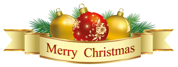 Transparent_Merry_Christmas_Deco_Clipart (Large)