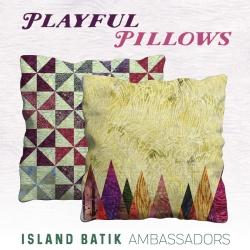 Playful Pillows
