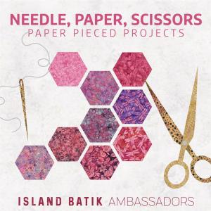 Needle, Paper, Scissors (Large)