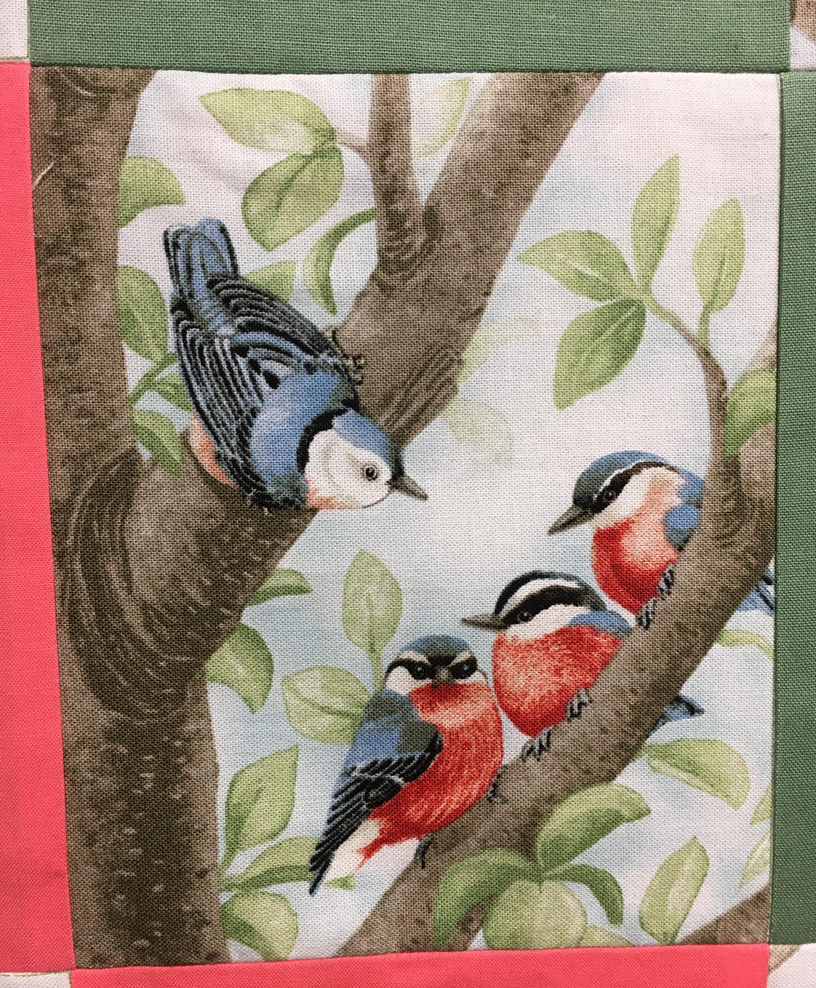 bird block