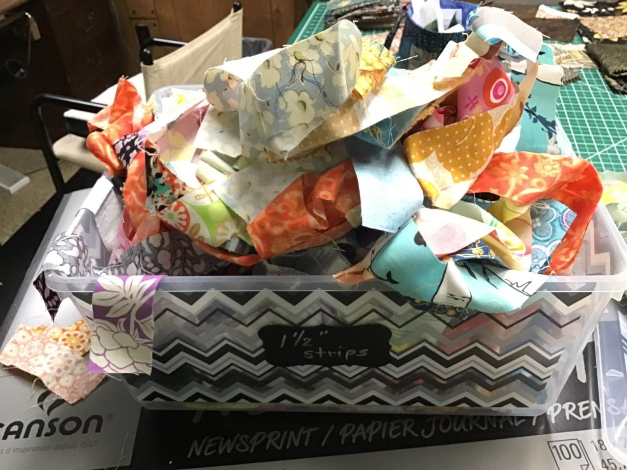 scrap box